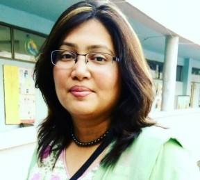 Smita P Ghosh